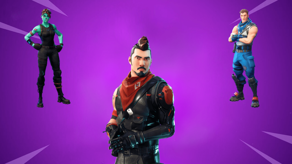 Here Are The 10 Rarest Item Shop Skins in Fortnite
