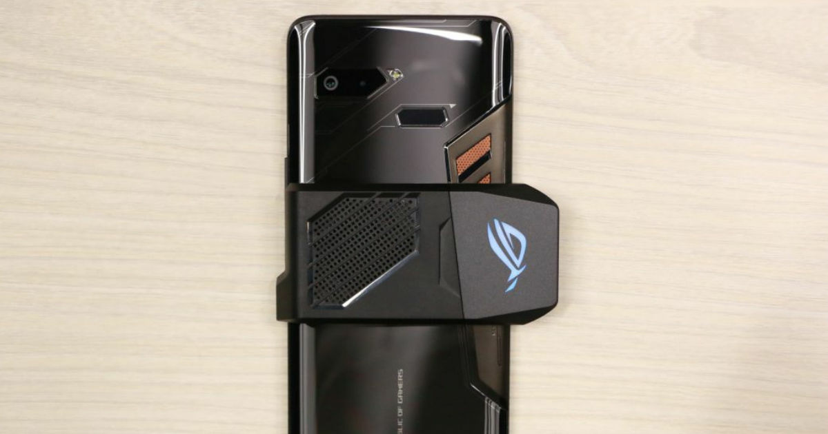 ASUS ROG Phone 2 set to launch in July in partnership with PUBG game maker Tencent