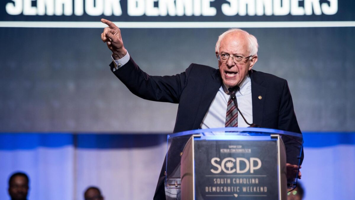 Bernie Sanders is on Twitch now, so the revolution will be built in Fortnite