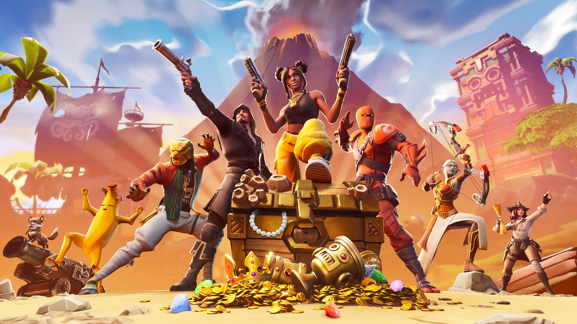 Fortnite: Battle Royale - How To Complete Week 7 Challenges ...