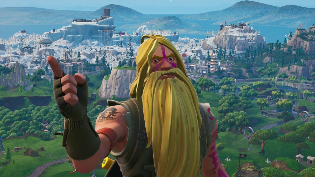 Fortnite: Clock locations guide | PC Gamer