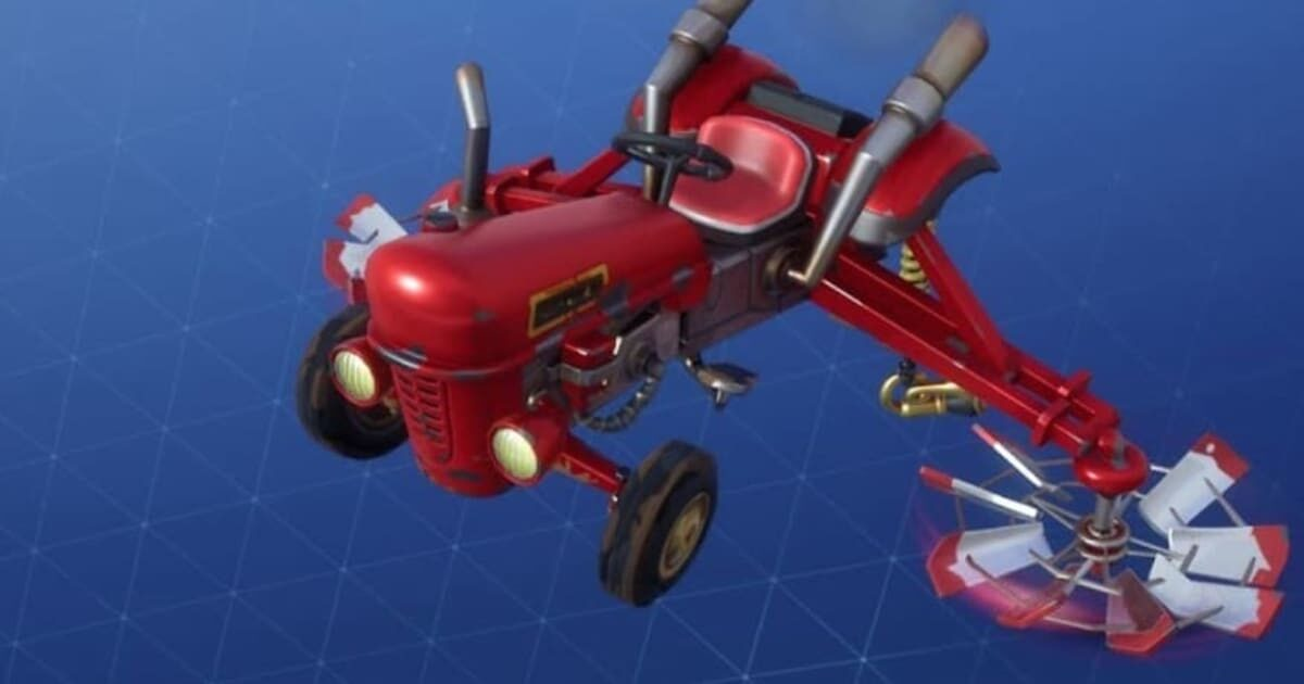 Fortnite Crop Duster Reactive: Everything You Need to Know