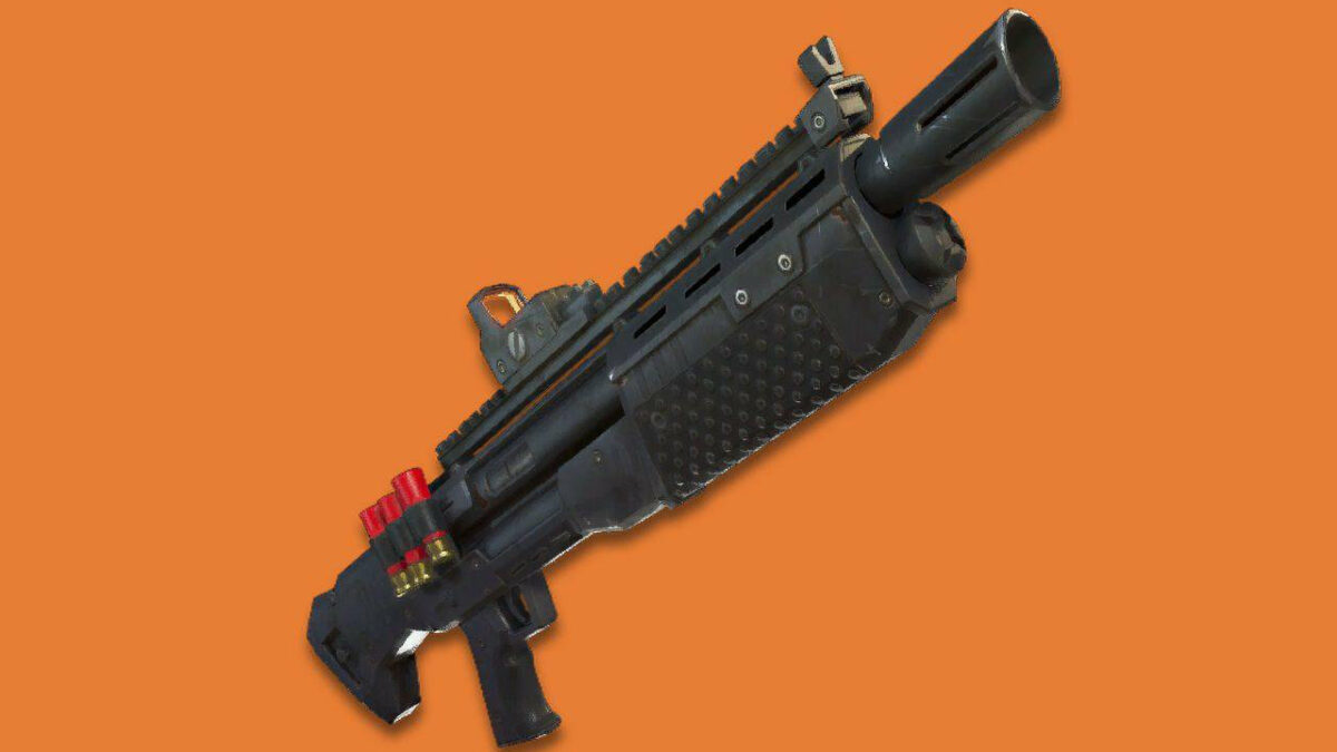 Fortnite has a shotgun problem and players aren't happy