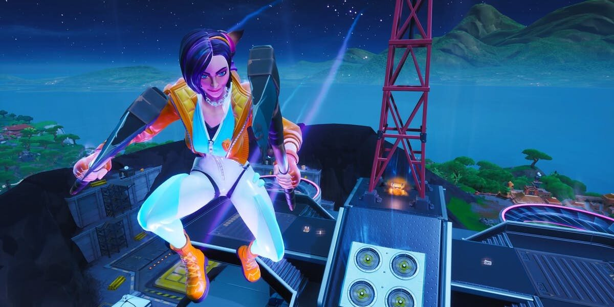 'Fortnite' Volcano Vent, Air Vent, and Zipline: How to Use Them in 1 Match