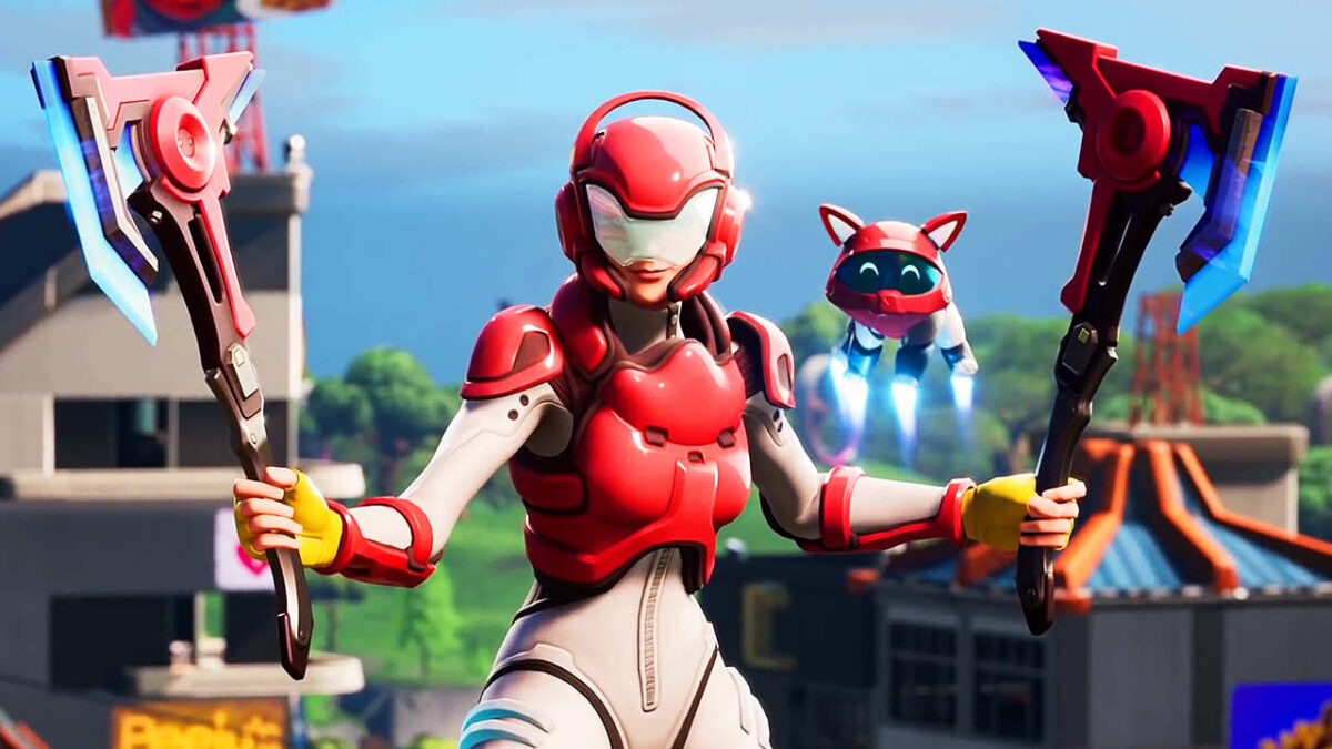 Fortnite's Week 6 Challenges Explained: Search Chests At A Hot Spot, Use Storm Flip, And More