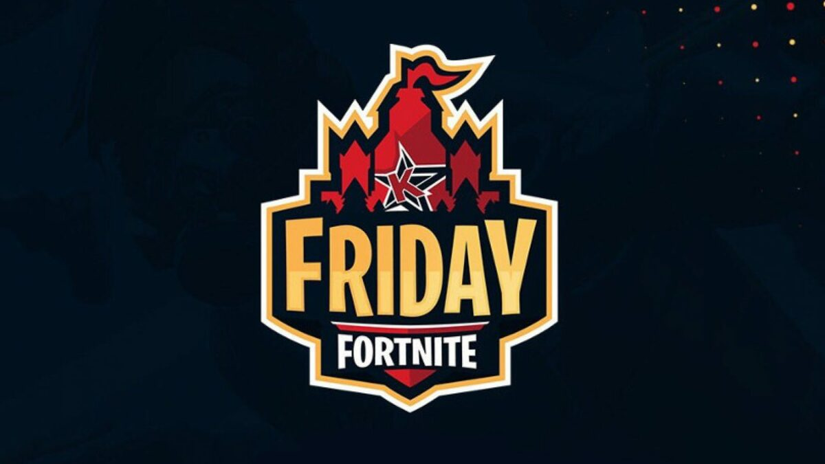 Friday Fortnite: All participants and bracket