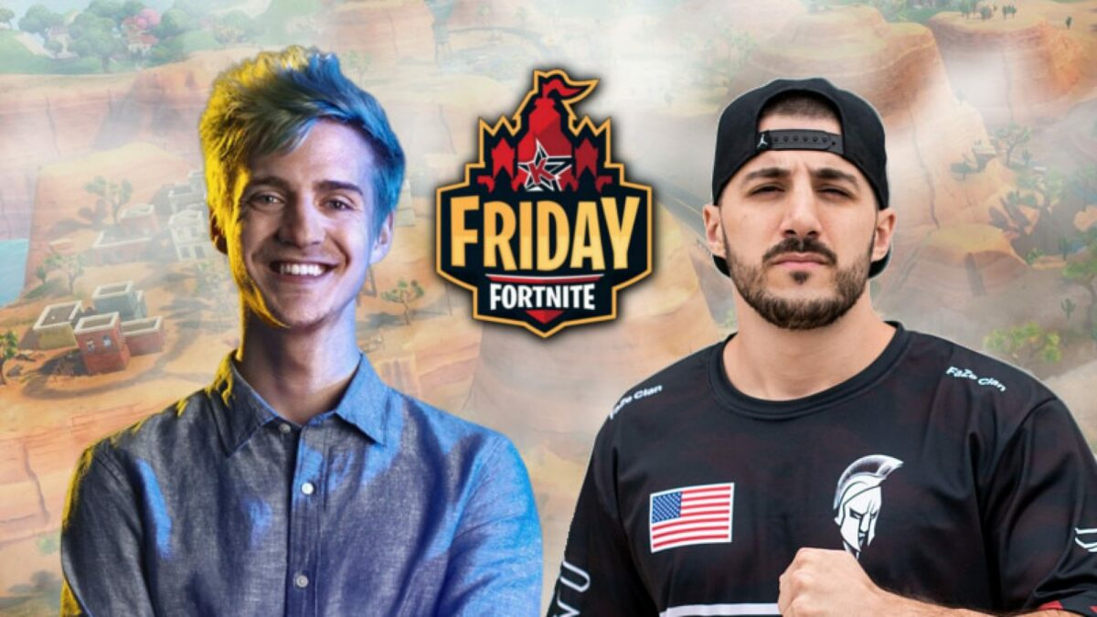 How to watch $20,000 Friday Fortnite on May 31 ft. Ninja, NICKMERCS, & more – $10K viewer prize, streams, bracket, players, format