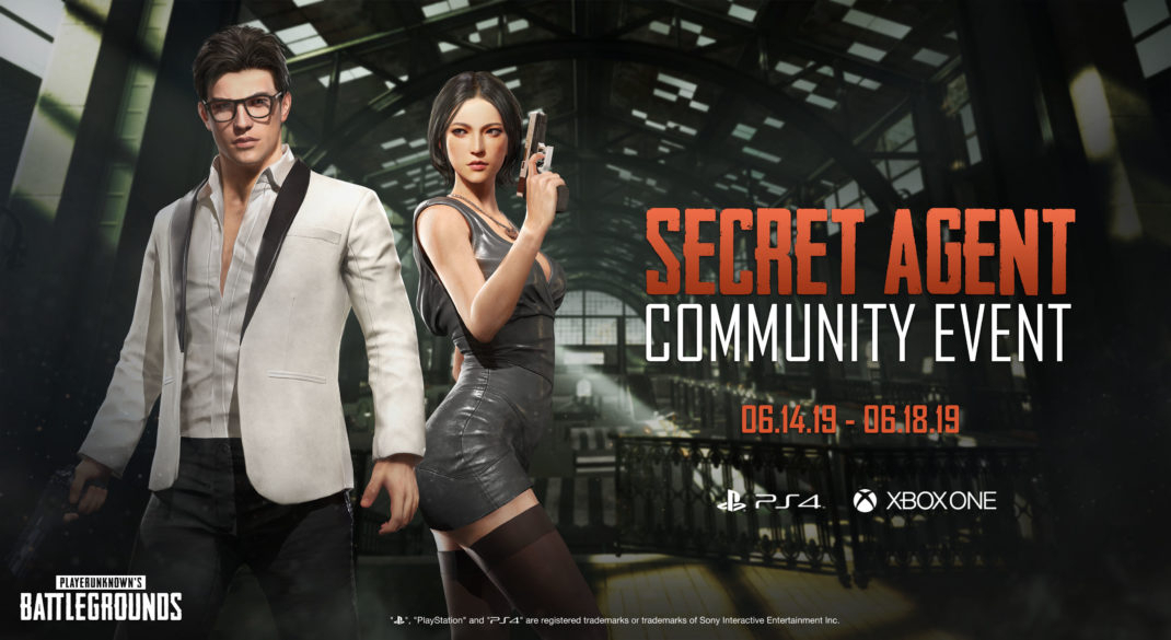 Pubg Secret Agent Event Helps You Level Up Your Console Survivor
