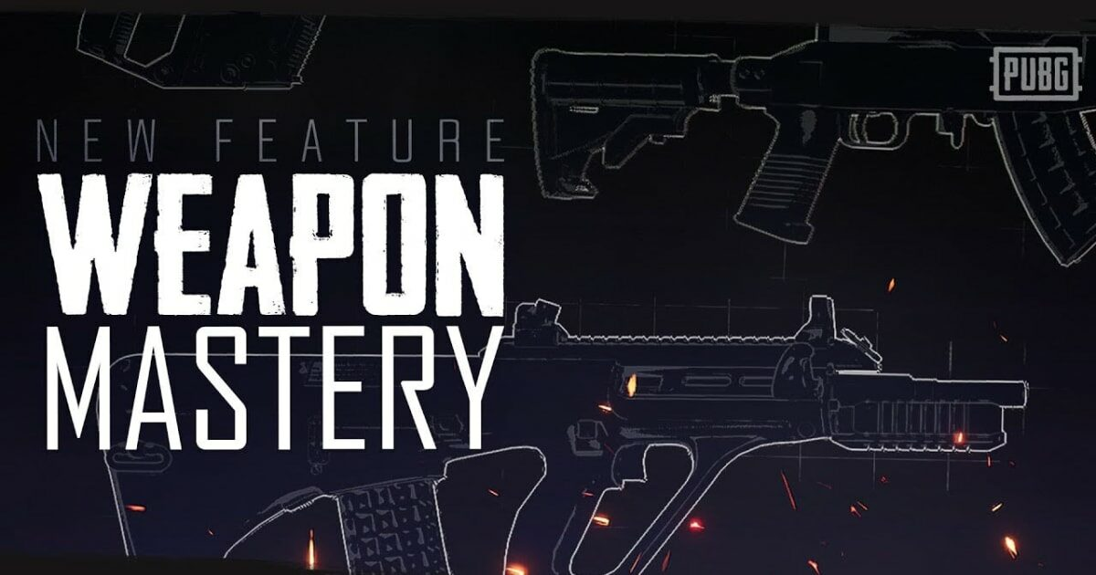 PUBG Weapon Mastery Release Date for PUBG Xbox and PS4
