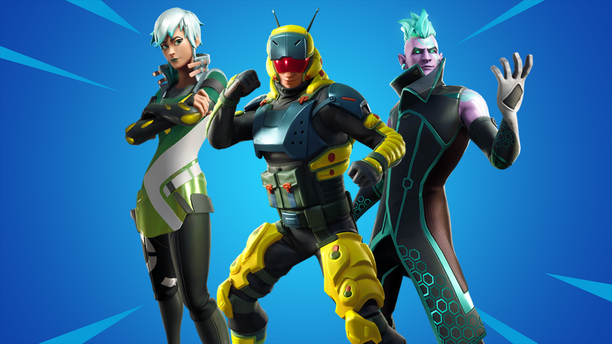 All unreleased Fortnite cosmetics as of July 6th, 2019