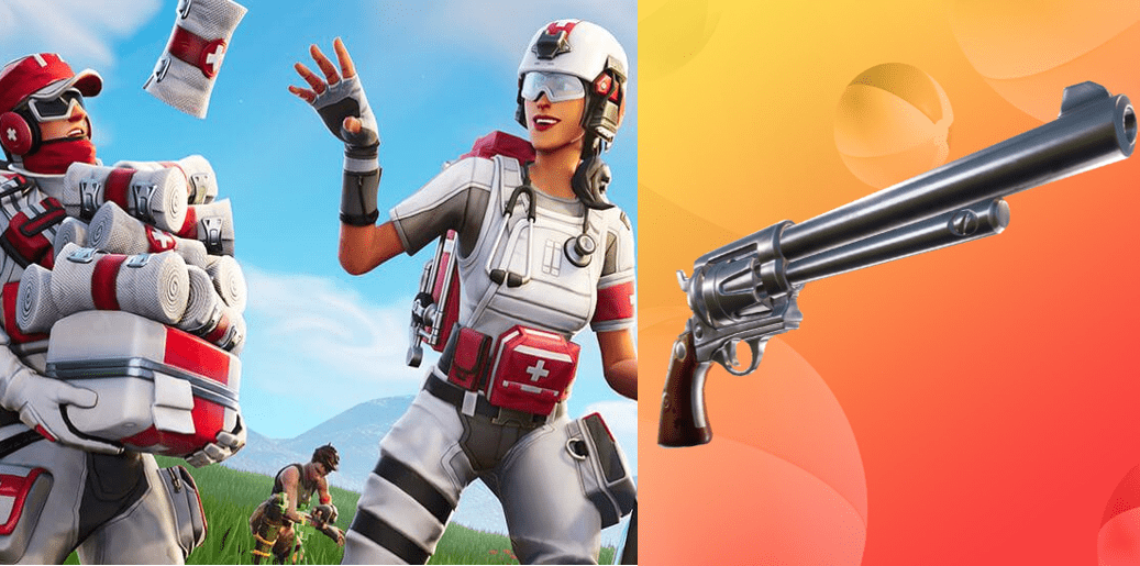 Day 9 of 14 Days of Summer Fortnite Event – Power Up LTM and Six Shooter Unvaulted