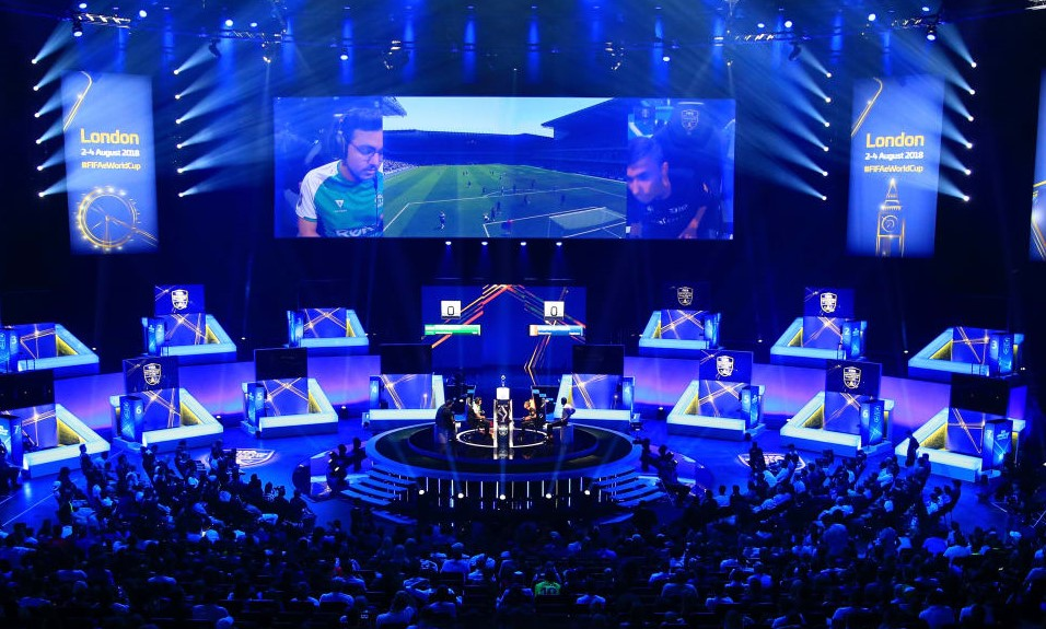 FIFA eWorld Cup is returning to London