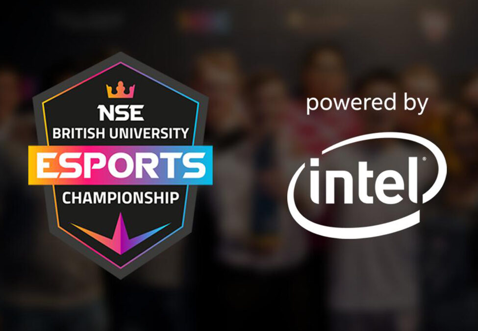 NSE adds Intel as partner for British University Esports Championship
