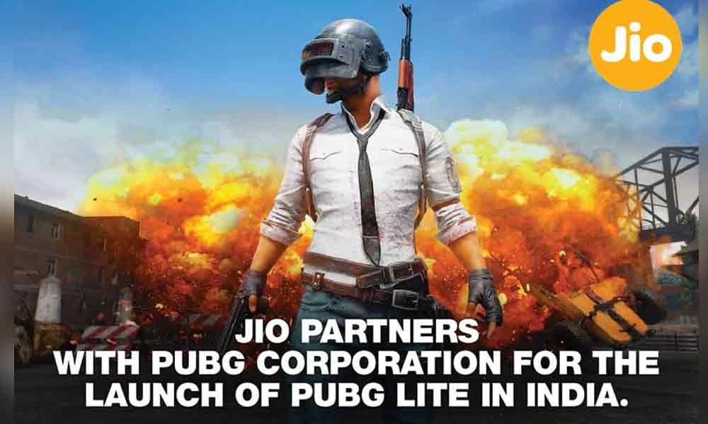 PUBG associates with Jio as an exclusive digital partner in India
