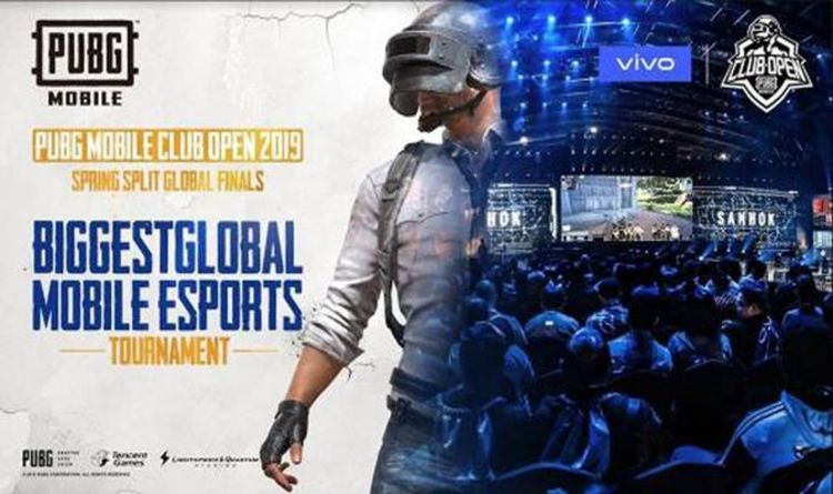 PUBG Mobile Club Open 2019: Tencent reveal final teams before big release | Gaming | Entertainment