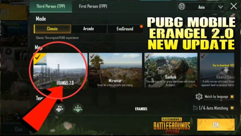 PUBG Mobile to get Erangel 2.0 and Walking Dead Crossover very soon