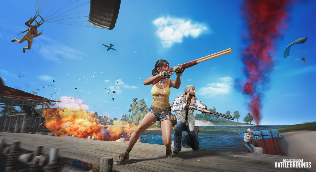 PUBG: Radio Messages Feature Inbound