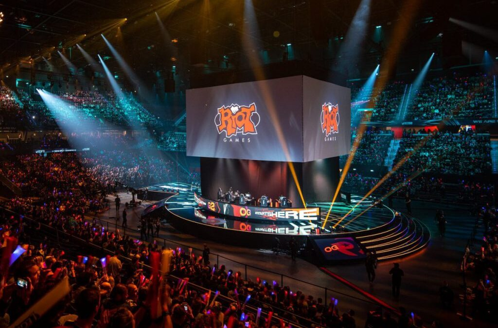 Riot Games and Freaks 4U Gaming to launch DACH national league