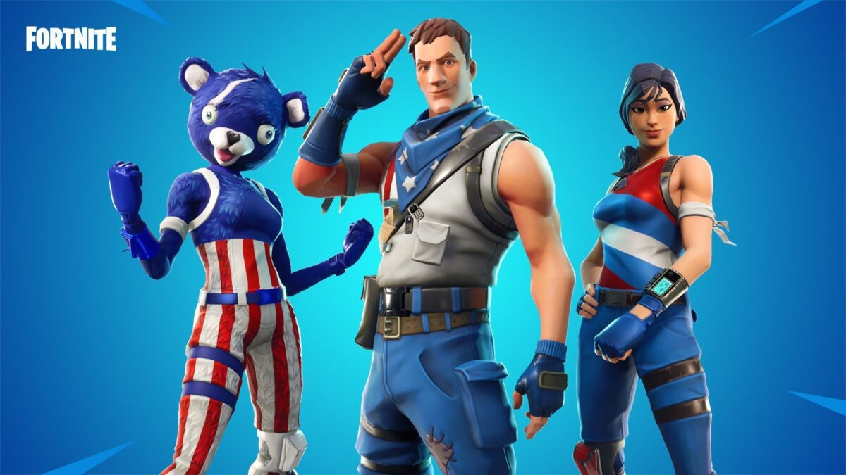 Top Five 4th of July Fortnite Concepts – Stormwing Parade, Bald Eagle Skin, and more