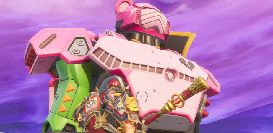 What time does Fortnite's giant robot event start today?
