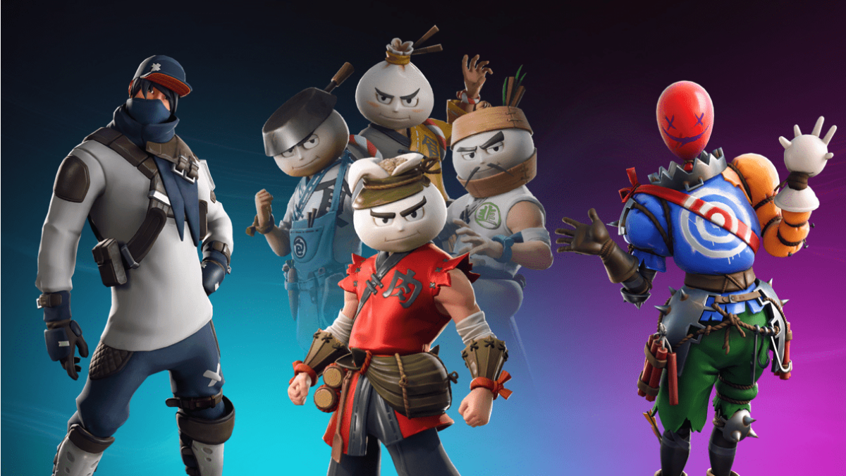 All Unreleased Leaked Fortnite Cosmetics As Of August 13th