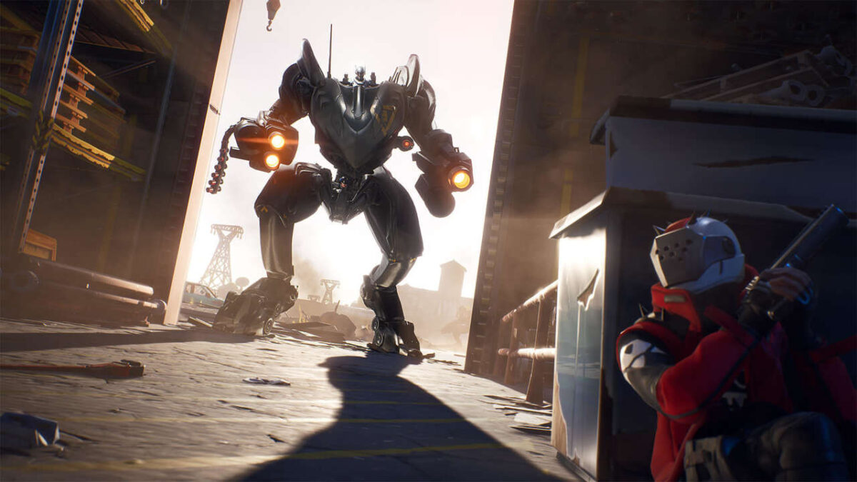 Fortnite's Hated BRUTE Mechs Mysteriously Exploding Ahead Of Season 11