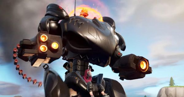 'Fortnite' Players Already Hate Season 10's Mech, And The Pressure Of Limited Time Challenges