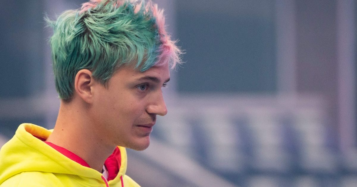 Fortnite streamer Ninja 'disgusted' after dormant Twitch channel promotes porn