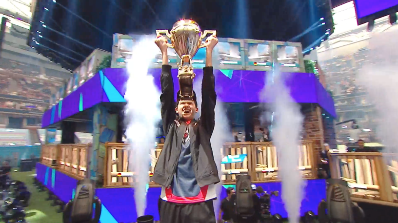 Fortnite world champion Bugha calls out Epic Games for overpowered B.R.U.T.E.