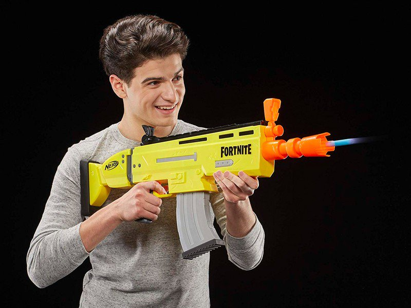 NERF toys inspired by Fortnite, Marvel, and more are up to 30% off today only