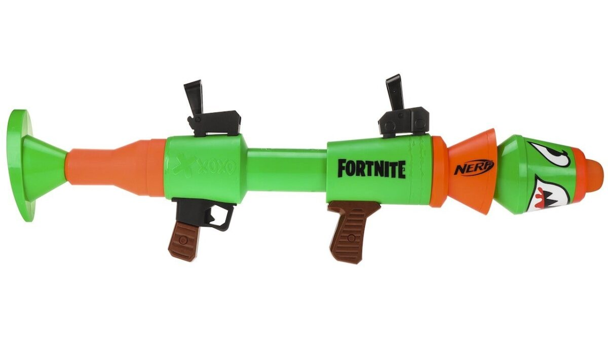 New Fortnite Nerf Guns Are Out Just in Time for Fortnite Season 10