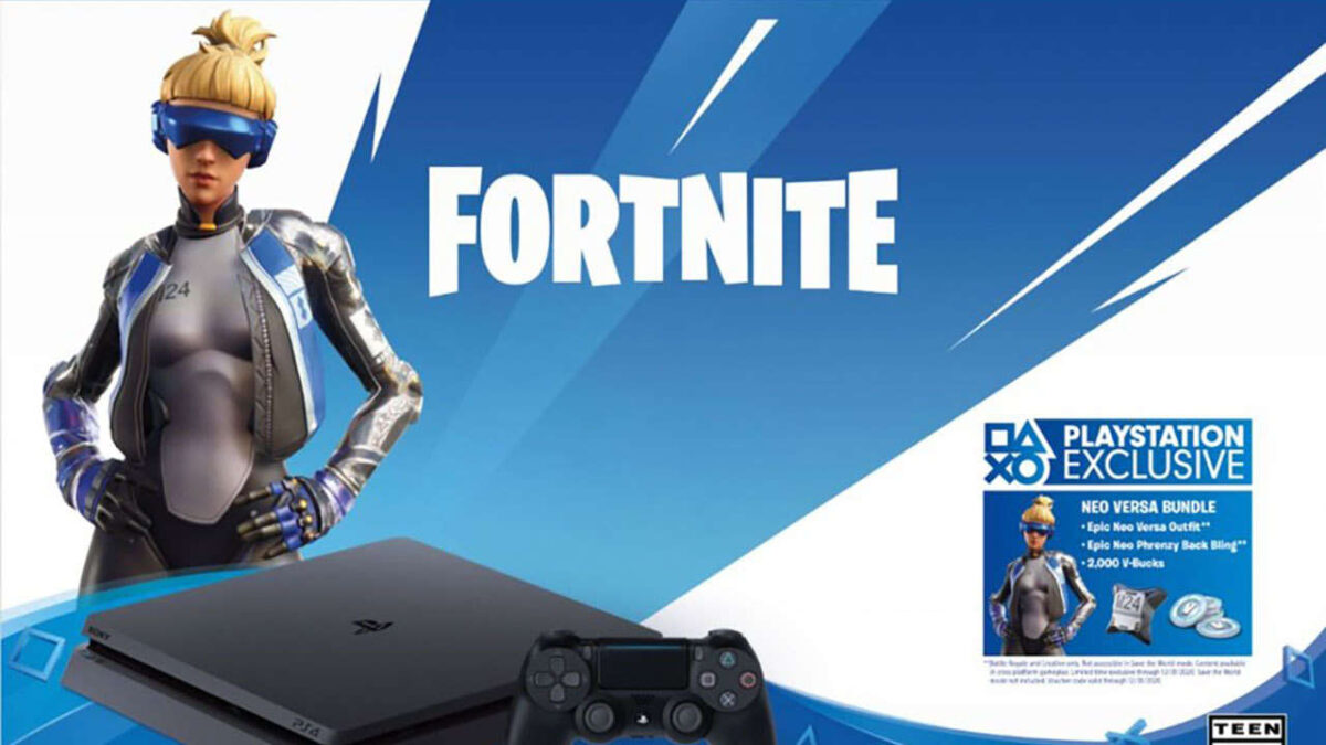 New Fortnite PS4 Bundles Are Finally Out In The US This Week