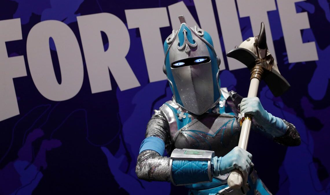 14 Year-Old Fortnite Player Sued By Epic Games - IGN Daily ...