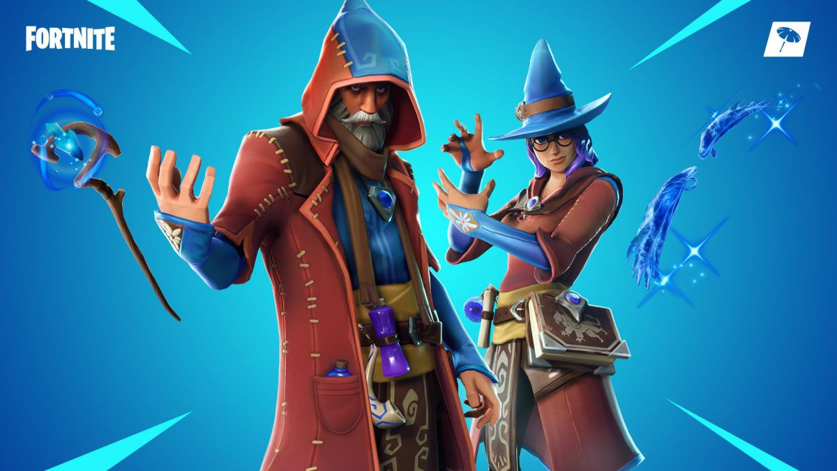 Could these outfits be the start of this year's Fortnite Halloween skins?