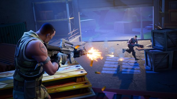 Fortnite is adding bots to help new players learn