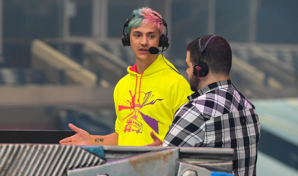 Fortnite Legend Ninja Coughs Up for Twitch Charity Event