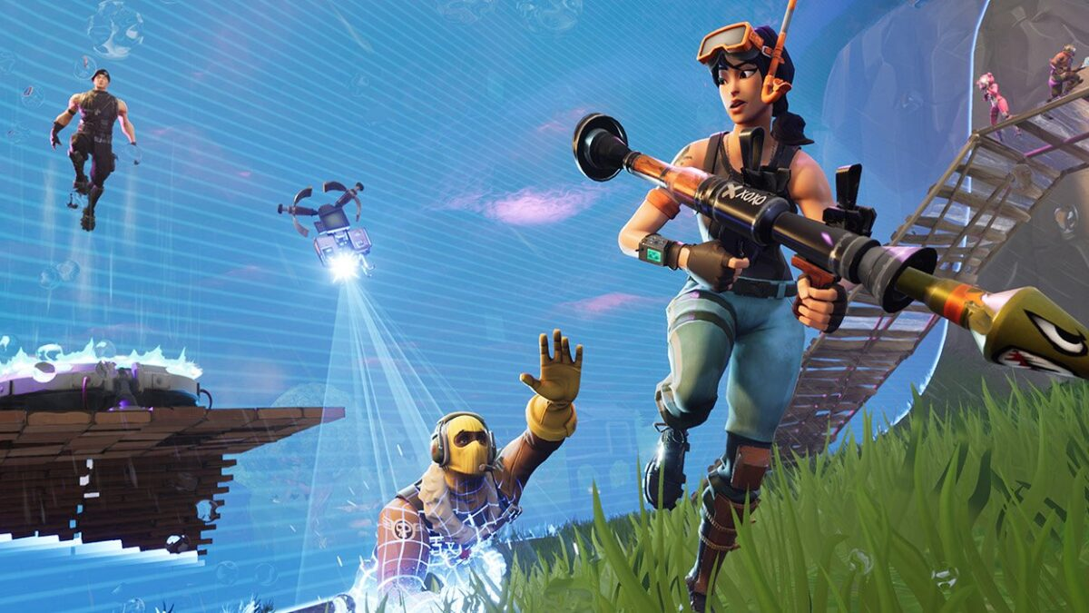 Fortnite Might Be Crossing Over With Classic Nickelodeon Show