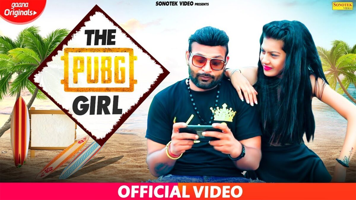 Latest Haryanvi Song The Pubg Girl Sung By K.P | Haryanvi Video Songs