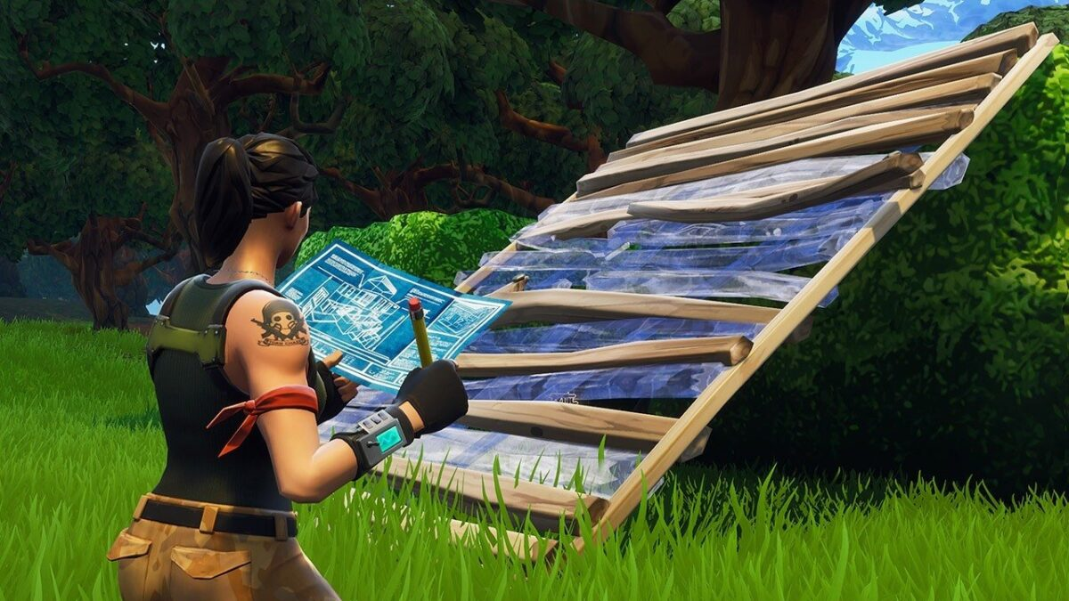 This Fortnite tip will help you keep your walls on high ping