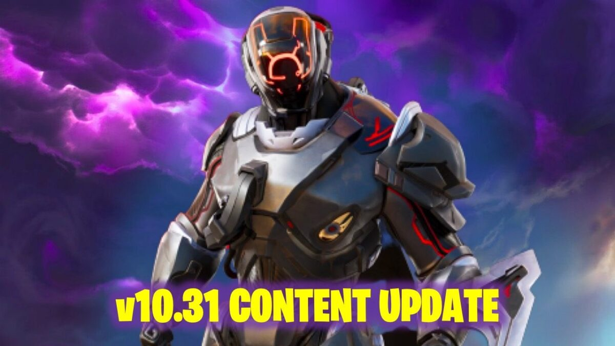 What to expect from Fortnite's v10.31 Content Update