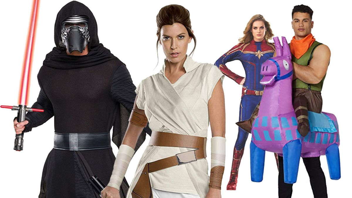 Best Halloween costumes – from Star Wars to Fortnite