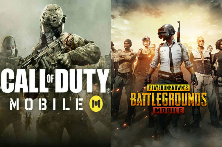 Call of Duty Mobile vs PUBG Mobile: Who Takes Home This Deathmatch?