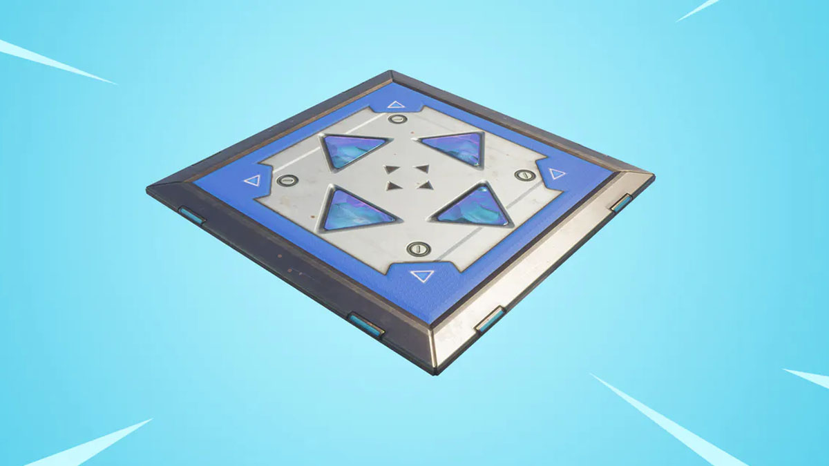Competitive Fortnite players display the ultimate combination for rotating
