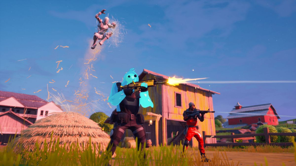 """Epic Games sues tester that """"gave the game away"""" and leaked Fortnite Chapter 2 secrets"""