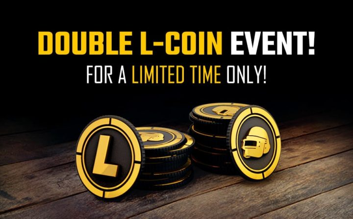 [Event] DOUBLE L-COIN EVENT