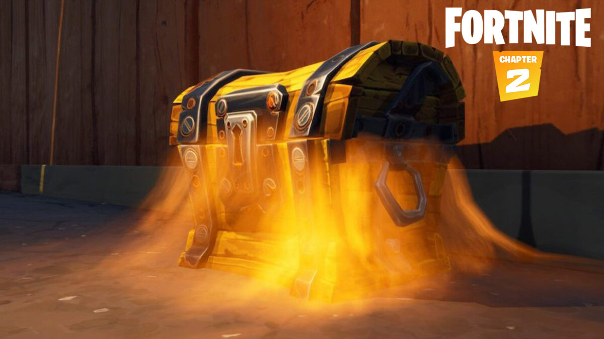 Every Fortnite Chapter 2 chest location and spawn