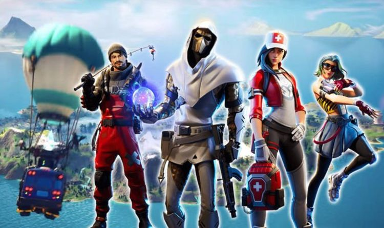 Fortnite chapter 2 update schedule LEAKS, Fortnitemares release date revealed | Gaming | Entertainment
