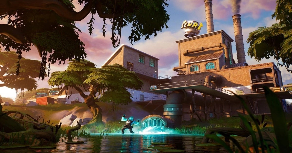Fortnite Compact Cars Weather Station And Lockie S Lighthouse Map