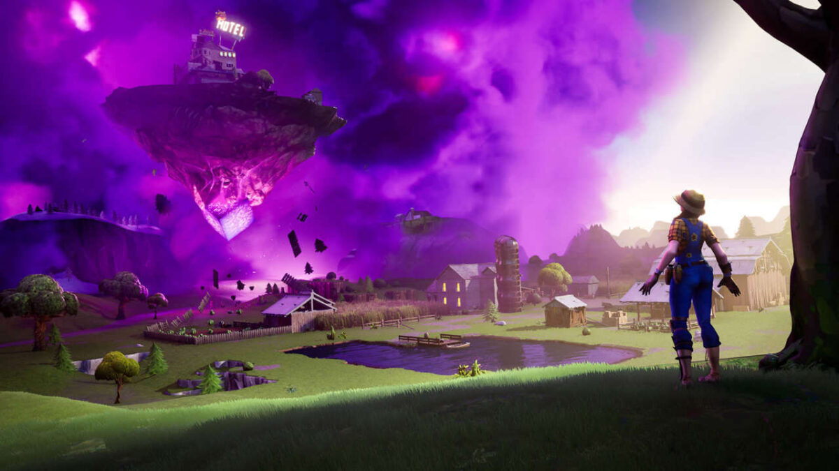 Fortnite Guide: Visitor Recording Locations In Moisty Palms And Greasy Grove (Season 10 Overtime)