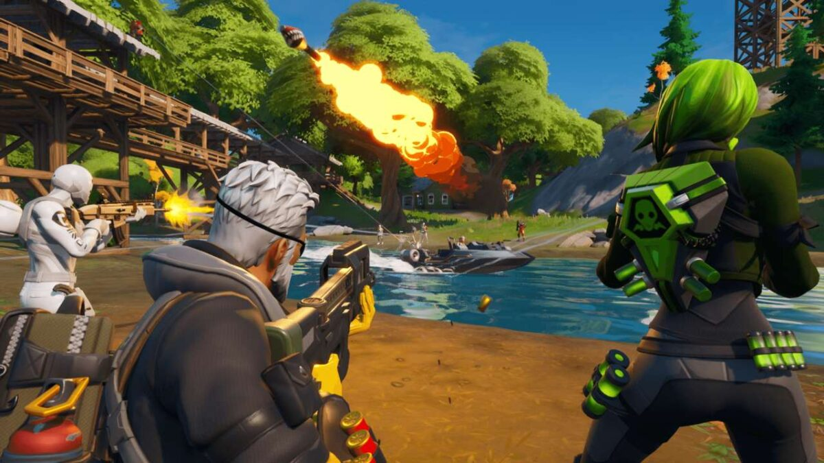 Fortnite Pipe Man, Hay Man, And Timber Tent Locations Guide (Week 7 Challenge)